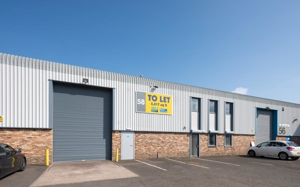 Unit 58 Canyon Road Industrial Units to Let Wishaw (6)