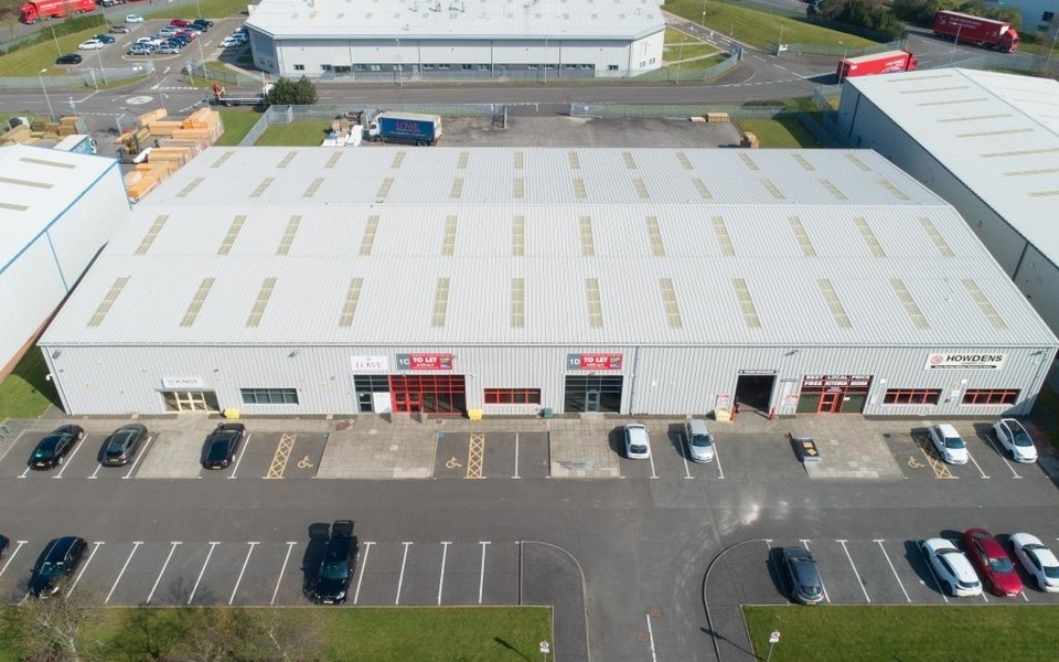 Industrial Units to Let Wishaw - Units 1C and 1D Excelsior Park (17)