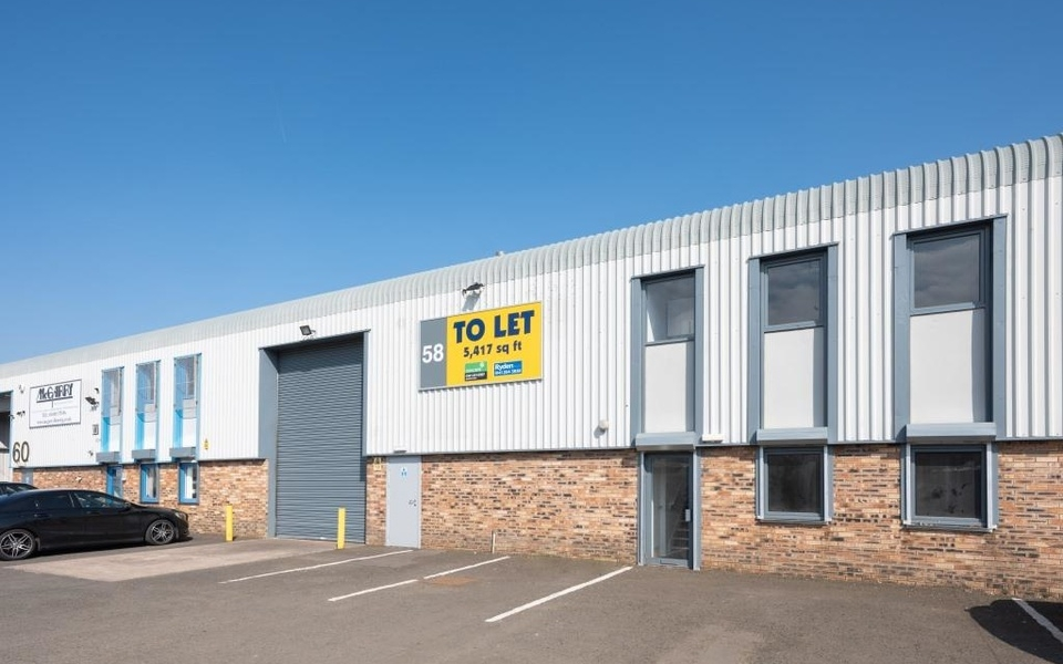 Unit 58 Canyon Road Industrial Units to Let Wishaw (5)