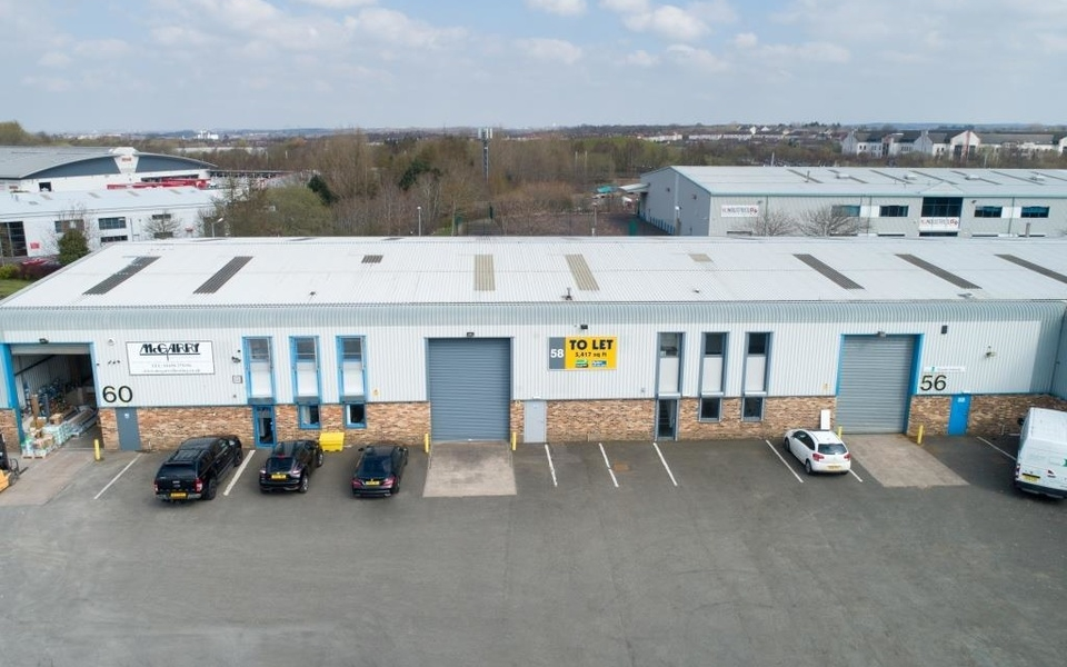 Unit 58 Canyon Road Industrial Units to Let Wishaw (3)